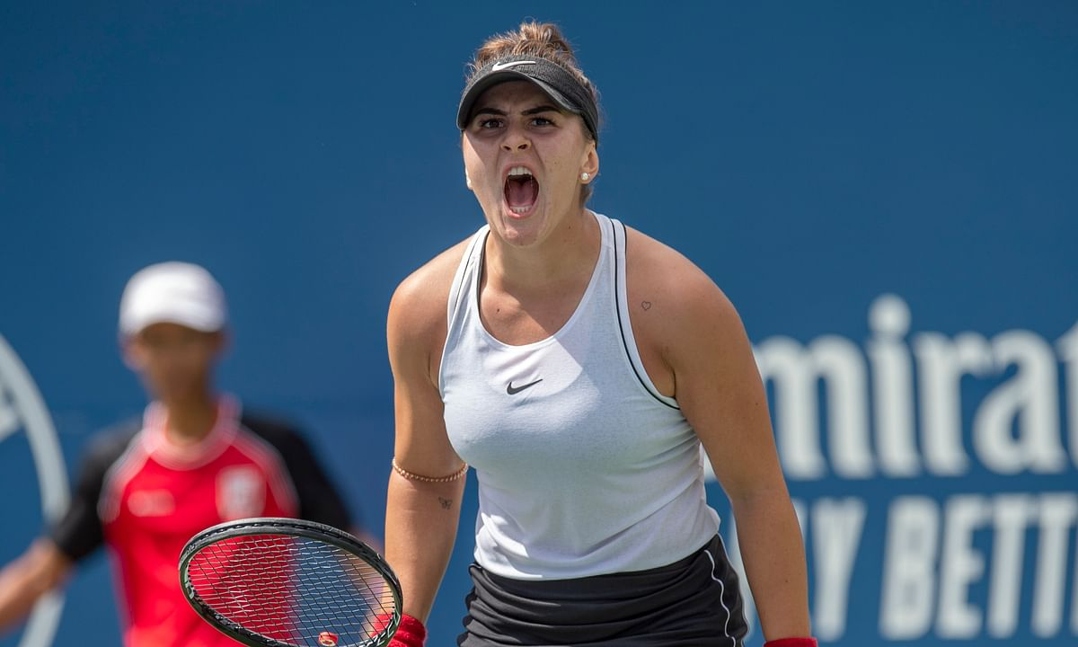 Tennis: Abrams picks 5 women to watch at the 2020 Grand Slam events – Andreescu, Osaka, Kenin, Anisimova and Svitolina