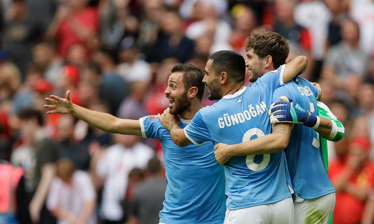 Community Shield: Man City beats Liverpool in shootout