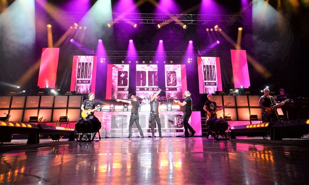 Band on Tour: The 'cover band' concept hits the Big Time at Tropicana Atlantic City