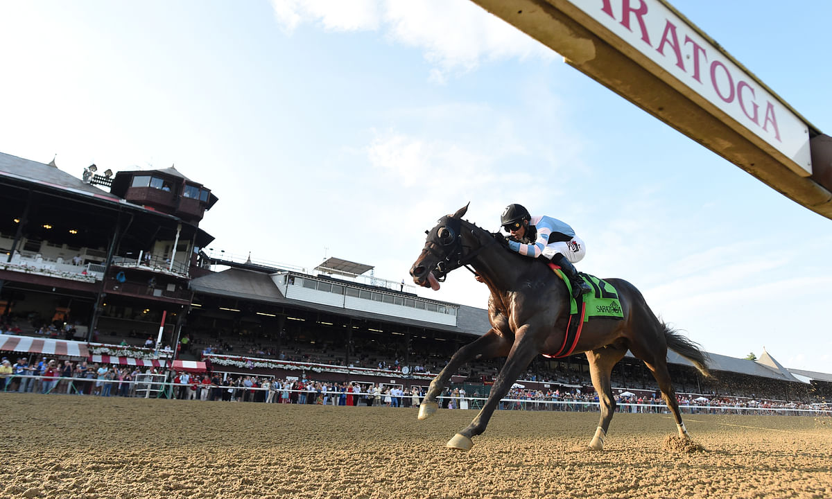 Saratoga Saturday: Garrity picks a great day of horse racing including The Travers, The Forego and the duel between Midnight Bisou and Elate