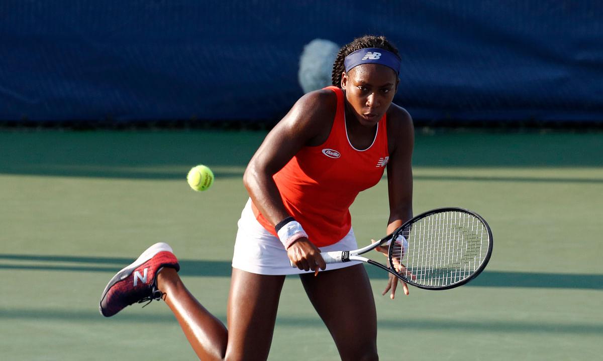 U.S. Open Tennis: 15-year-old American Coco Gauff gets wild-card entry