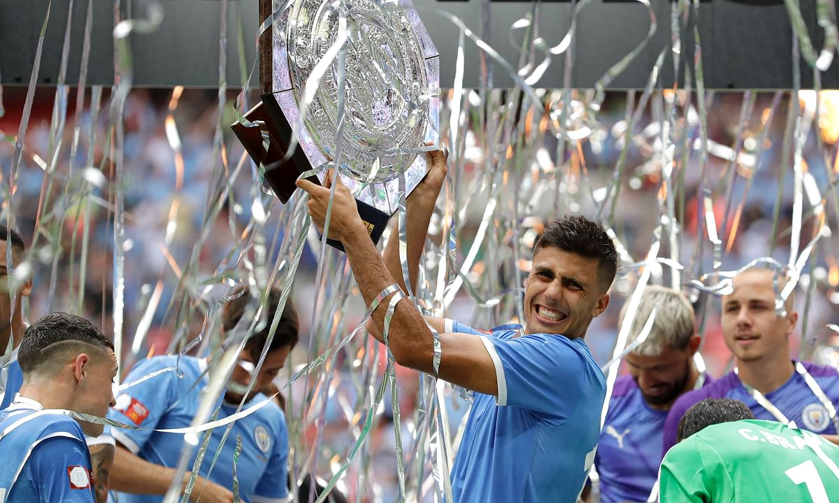 Soccer: Miller picks Manchester City to top Premier League, Sergio Agüero to win Golden Boot, plus his top 4, bottom 3, best in London