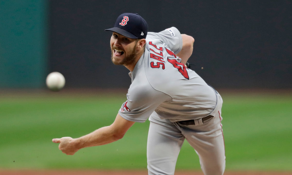 MLB injury update: Red Sox shut down Chris Sale for rest of season