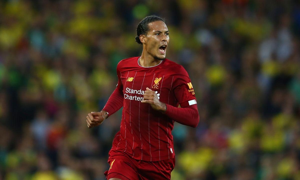Soccer: Liverpool beats Norwich 4-1 in Premier League season opener