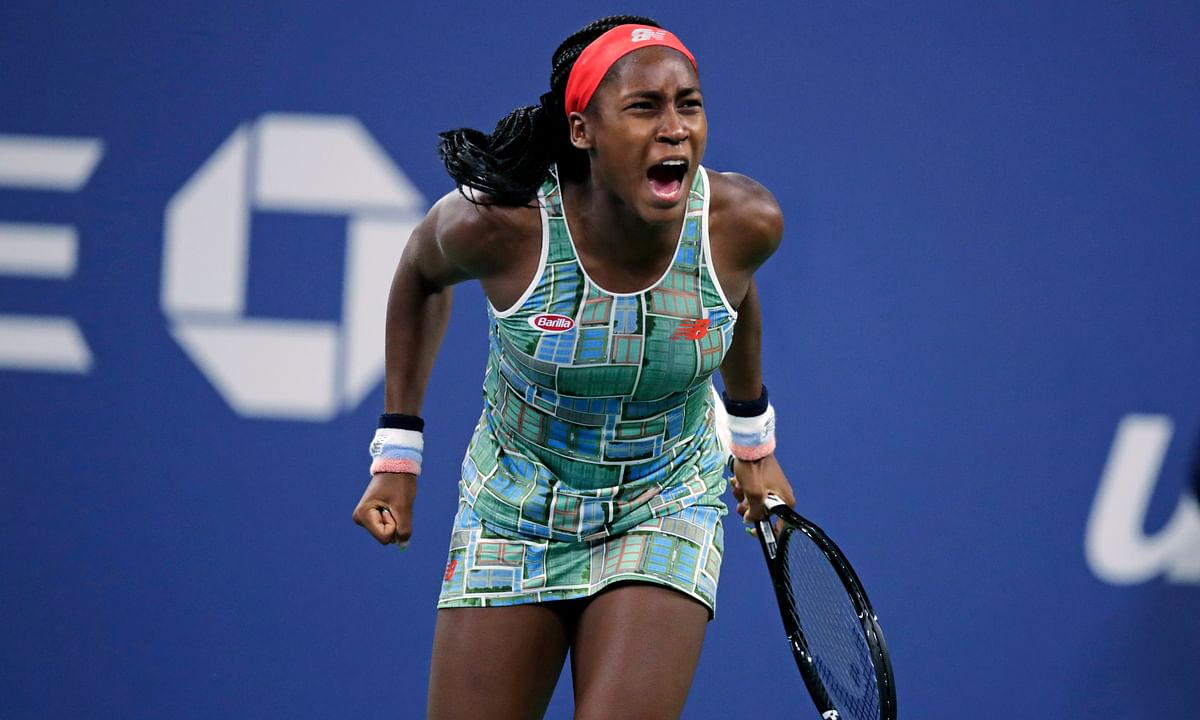 U.S. Open Notebook No. 2: Abrams analyzes net handshakes, gives kudos to the American women, hates on Nole and Serena, sees doubles and more