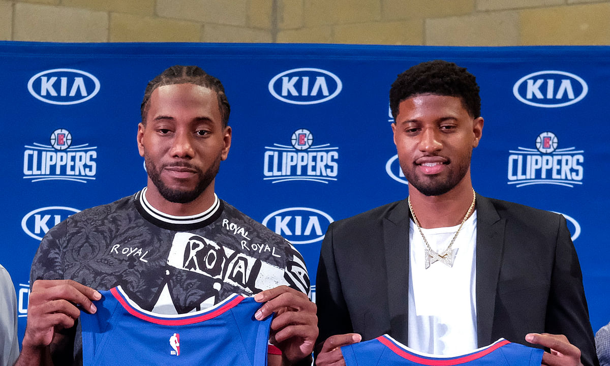 NBA: Mims takes a look at the top 5 'Dynamic Duos' in this coming season
