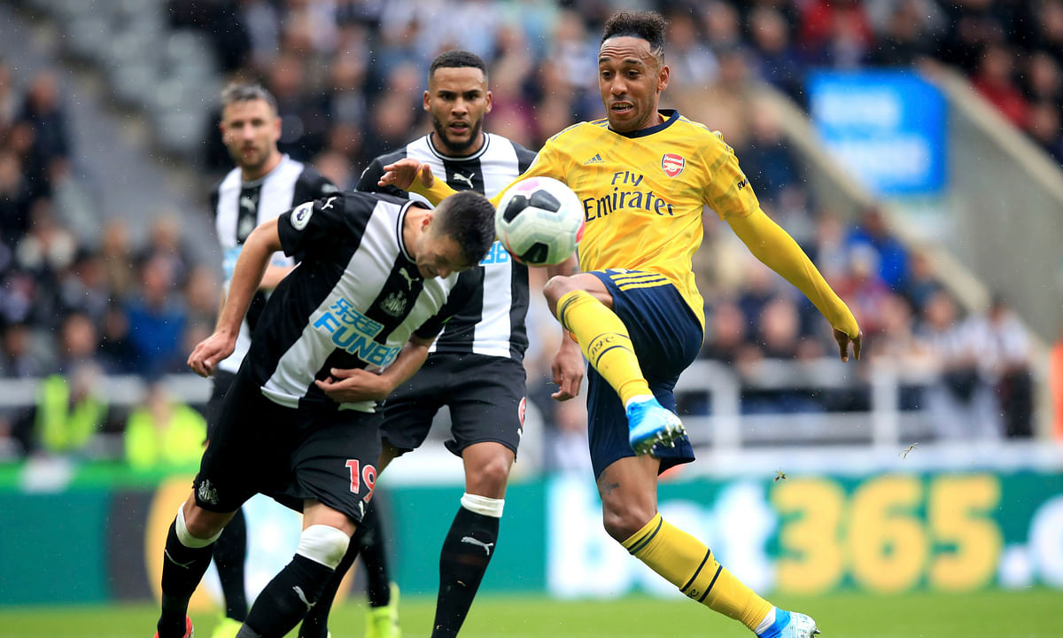 Arsenal starts its Premier League season with 1-0 win over Newcastle United