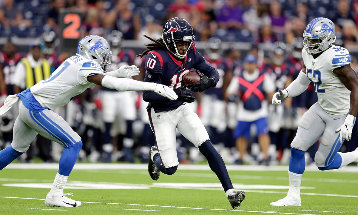 Fantasy Life NFL Preview: 2019 Houston Texans – DeAndre Hopkins leads an elite WR group