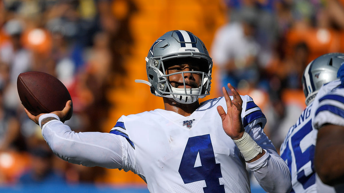 NFL Week 4: Jared Hackmyer picks a Sunday slate of games highlighted by an offensive showdown between the Cowboys and Browns