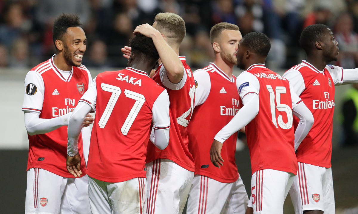 Europa League: Arsenal, Manchester United, Sevilla open with wins