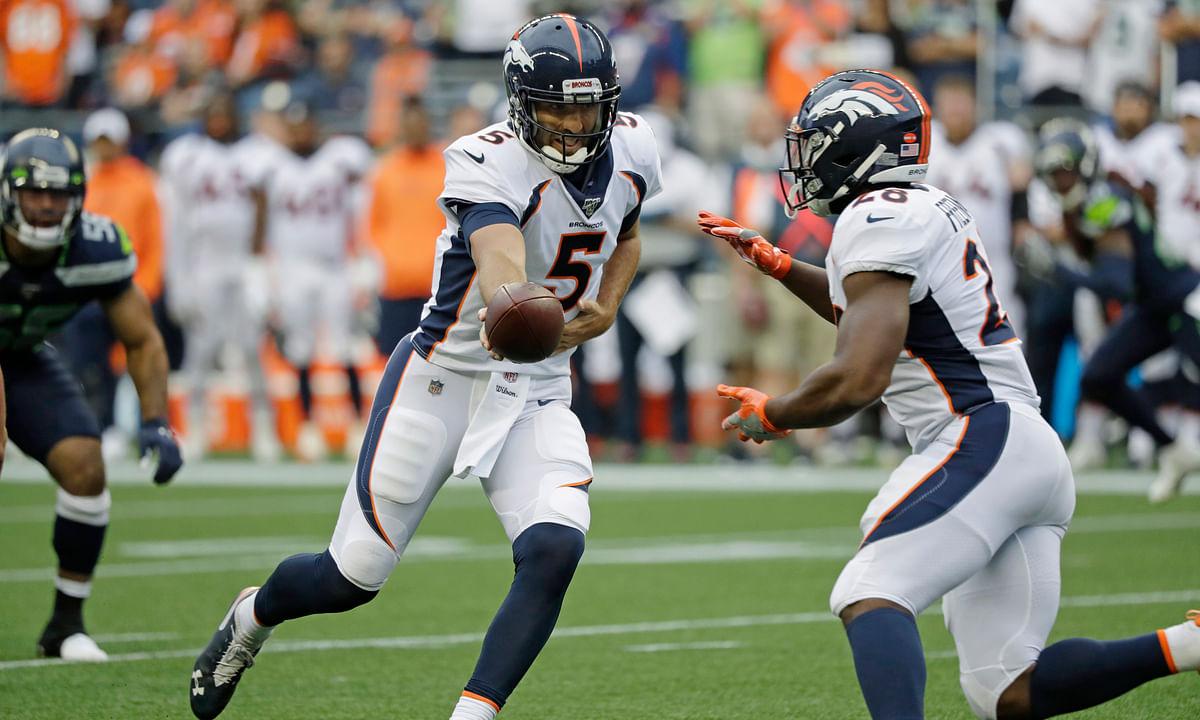 Monday Night Football: Mims looks at Texans vs Saints and Raiders vs Broncos