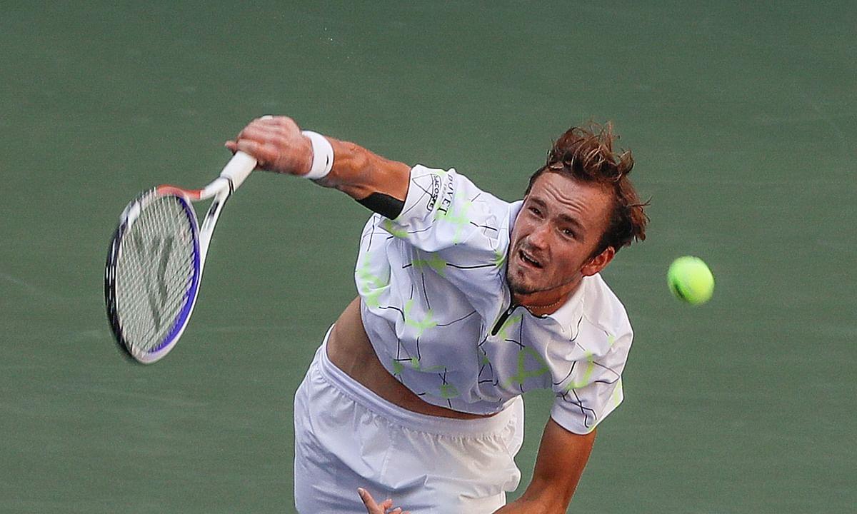 U.S. Open men's semifinal No. 1: Abrams picks Daniil Medvedev vs Grigor Dimitrov