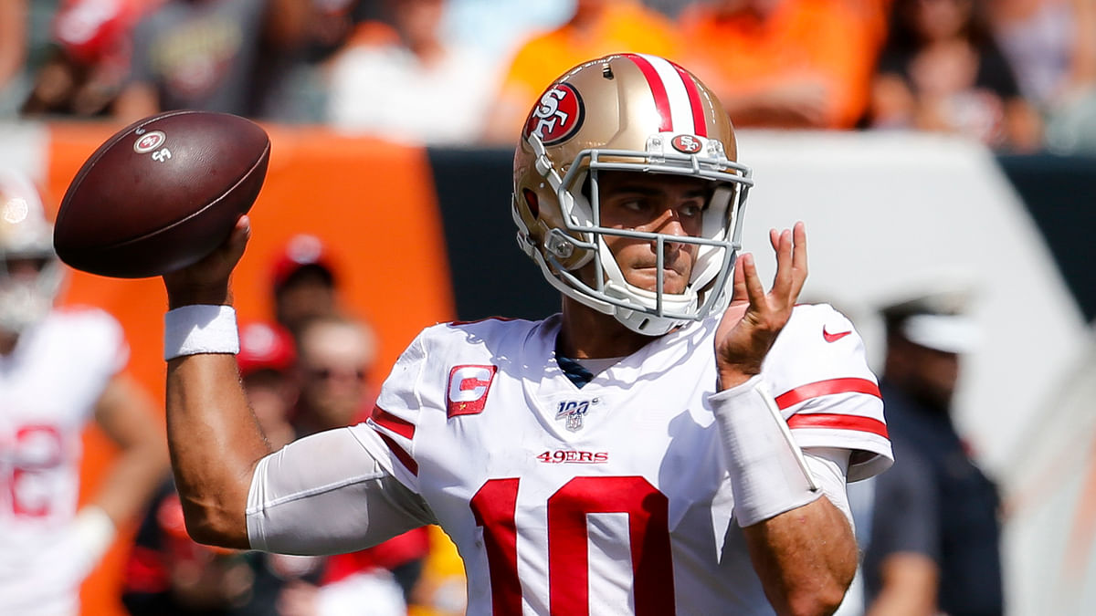 FANTASY FOOTBALL HELP: QBs to add include Jameis Winston, Jimmy Garoppolo — also which WR, RB and TE you should target
