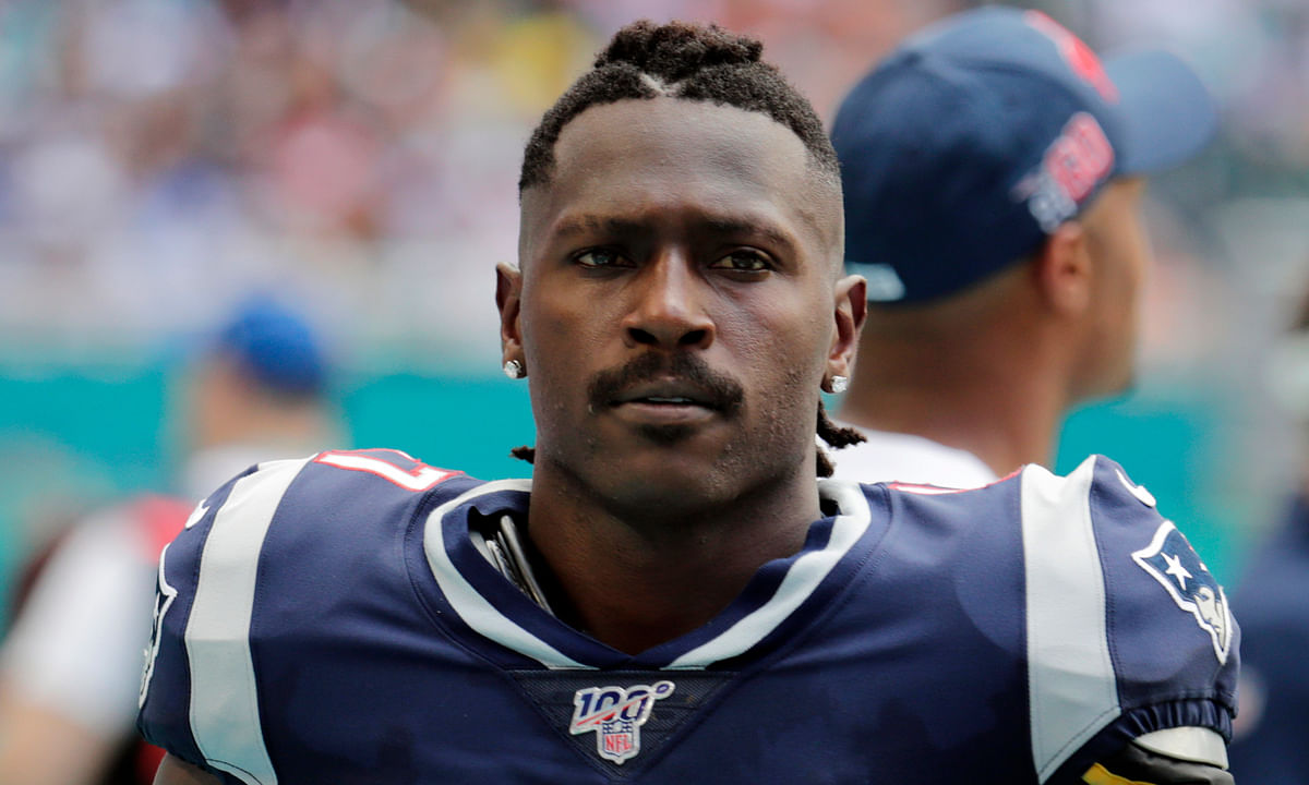 Who's next? New England Patriots release Antonio Brown after another accusation