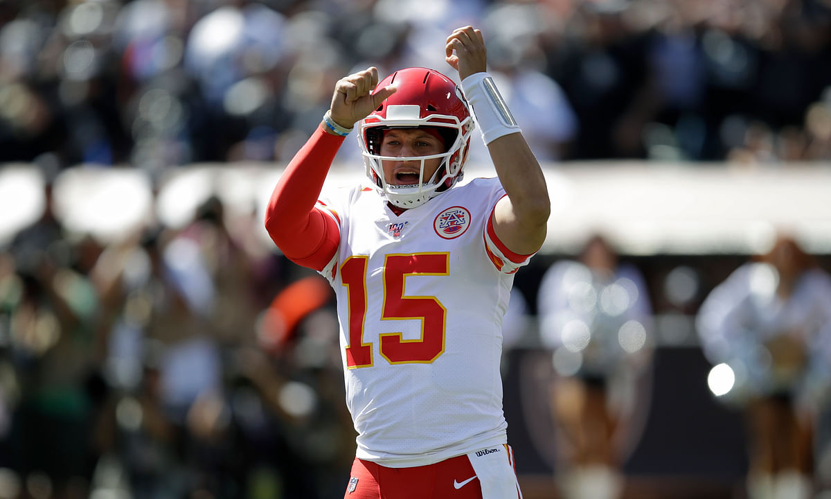 NFL: Every team's playoff chances for 2019 after Week 2 – Patriots, Chiefs lead at 80%