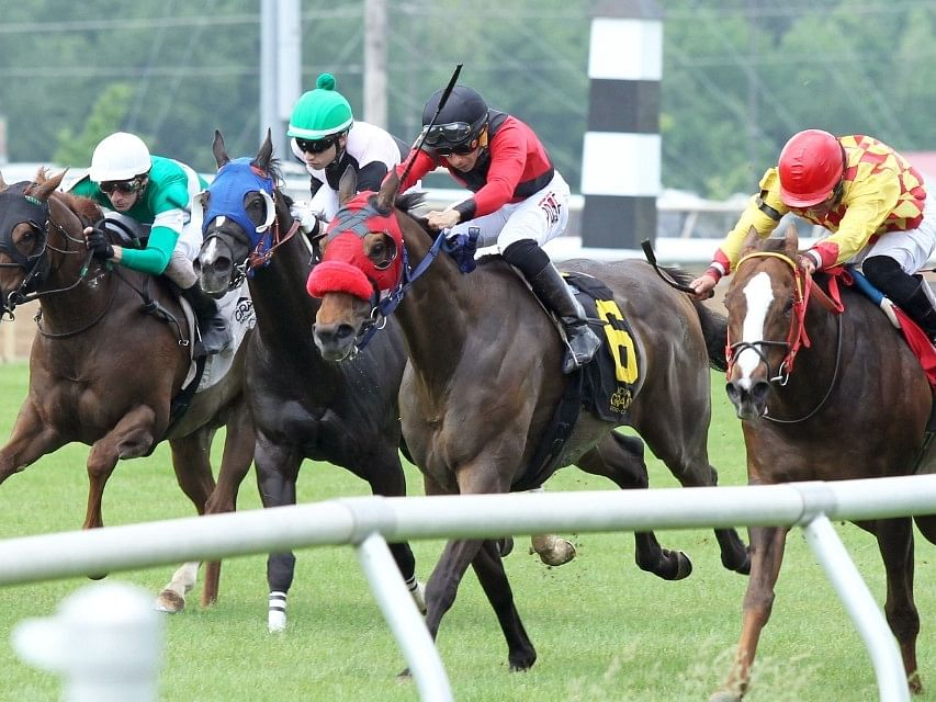 Thursday at the track: Garrity picks races at Indiana Grand and Churchill Downs