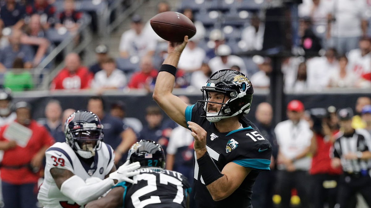 NFL: Fantasy Waiver Wire Targets for Week 6 include Gardner Minshew, Adrian Peterson, Kirk Cousins, Michael Gallup, Jon Hilliman, more