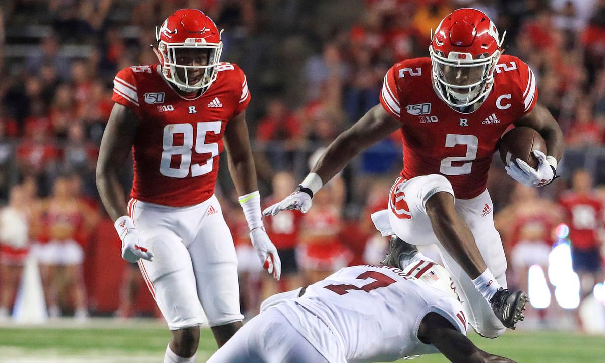 Big Ten Week 2 - Greg Frank picks Rutgers at Iowa, Eastern Illinois at Indiana