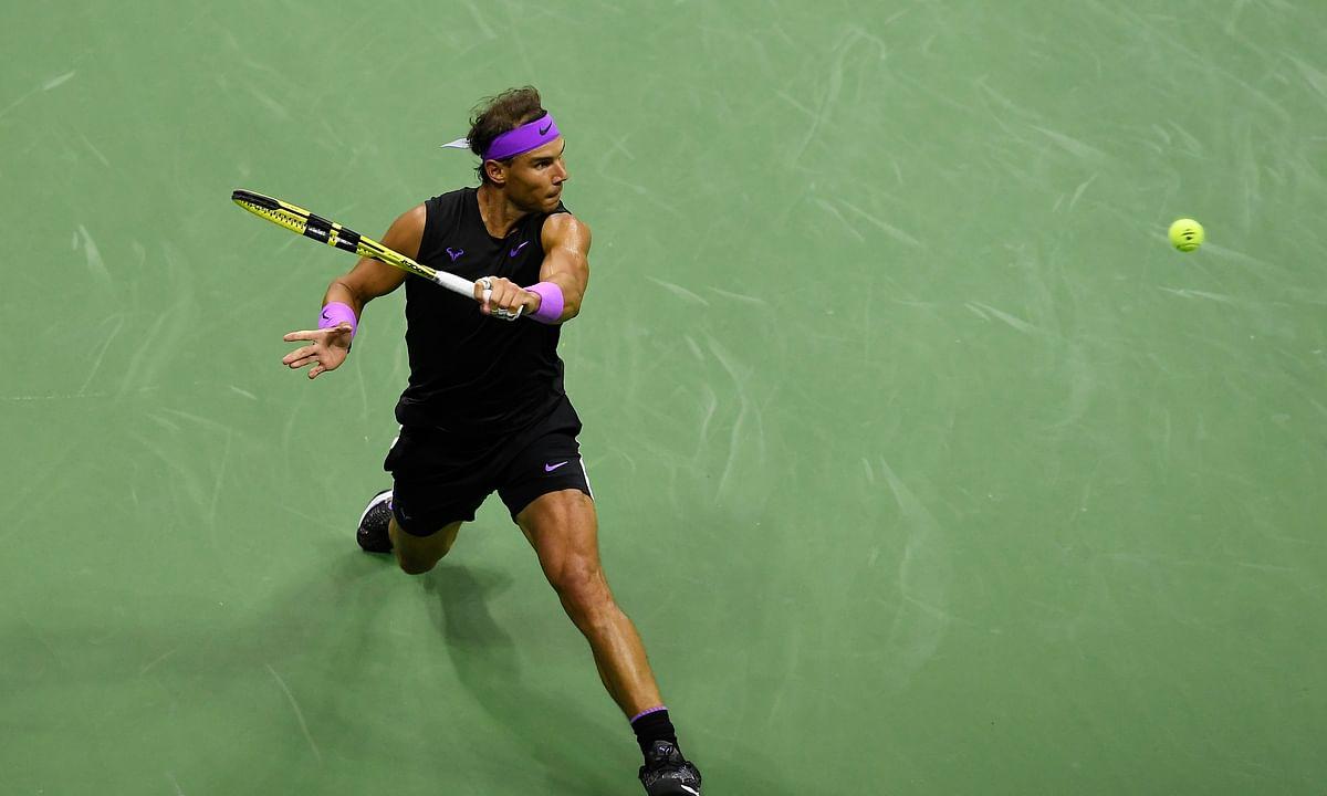 U.S. Open 2019: Rafael Nadal set for championship showdown with Daniil Medvedev after semifinal win over Matteo Berrettini