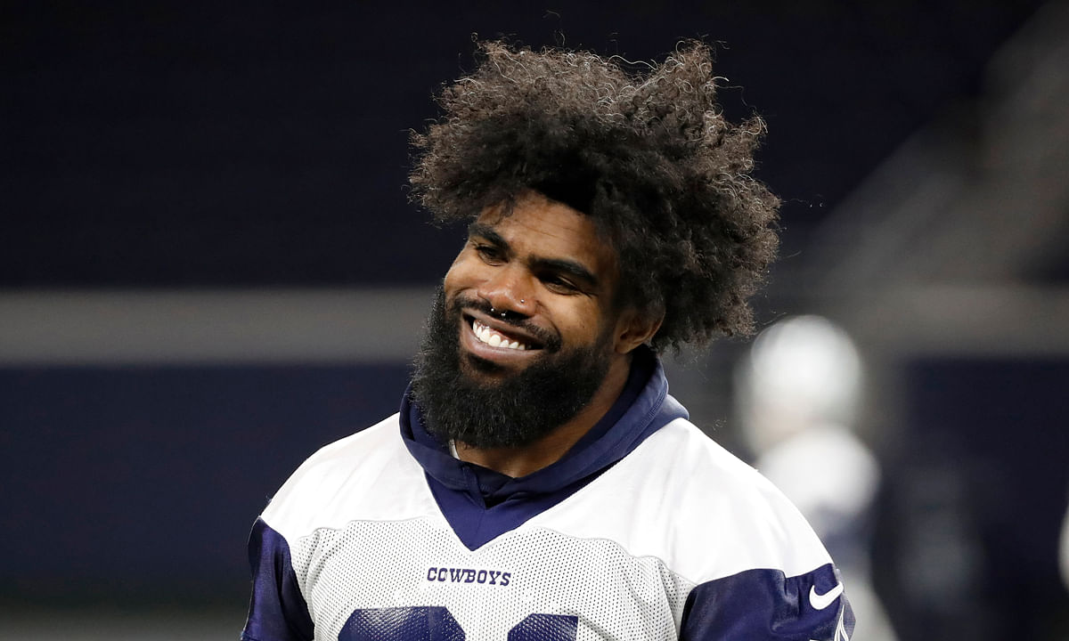 Dallas Cowboys and Ezekiel Elliott finally have deal, ending holdout