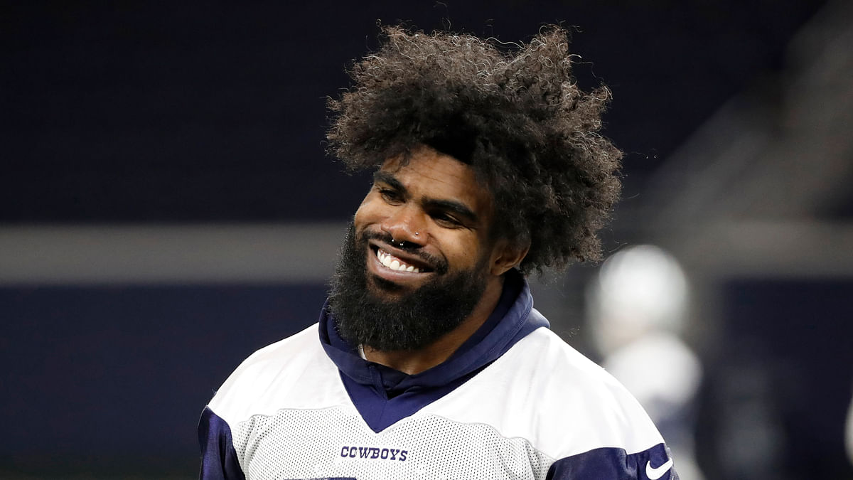Dallas Cowboys and Ezekiel Elliott finally have deal, ending holdout