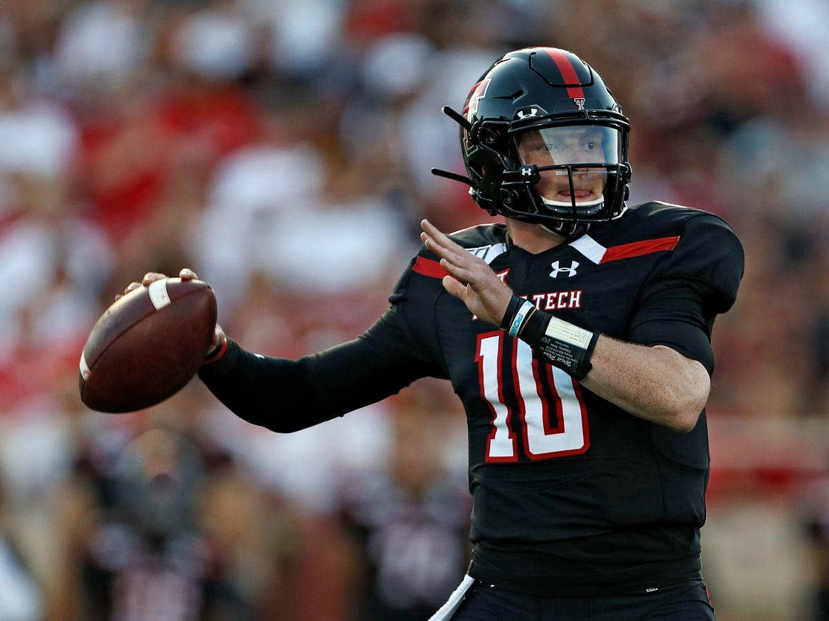 Big 12 college football: Eckel picks North Carolina St. at West Virginia and Texas Tech at Arizona