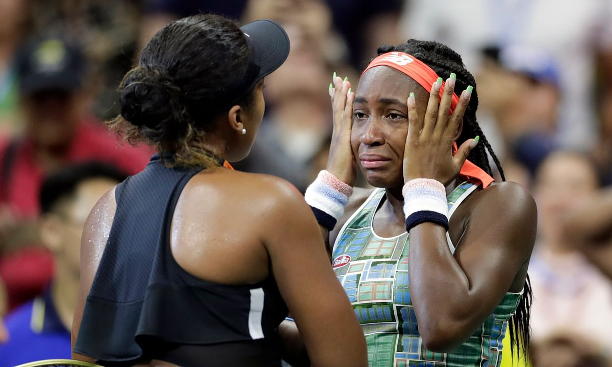 US Open 2019: Teen sensation Coco Gauff knocked out by top-seeded Naomi Osaka