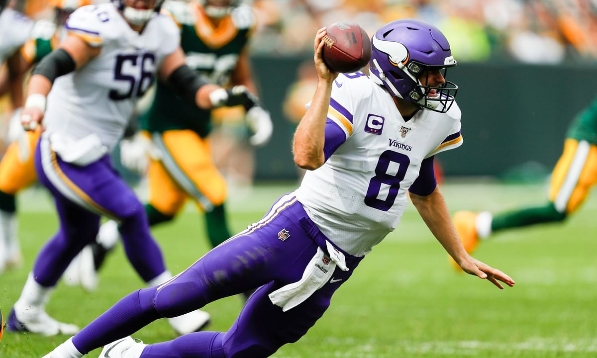 NFL: Should the Vikings be such big favorites over the Raiders