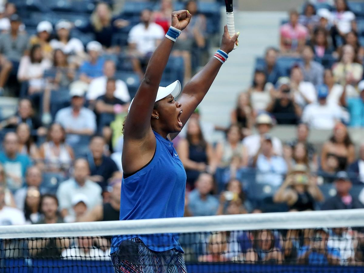 U.S. Open Monday women's round of 16: Abrams picks Osaka vs Bencic, Andreescu vs Townsend, Mertens vs Ahn