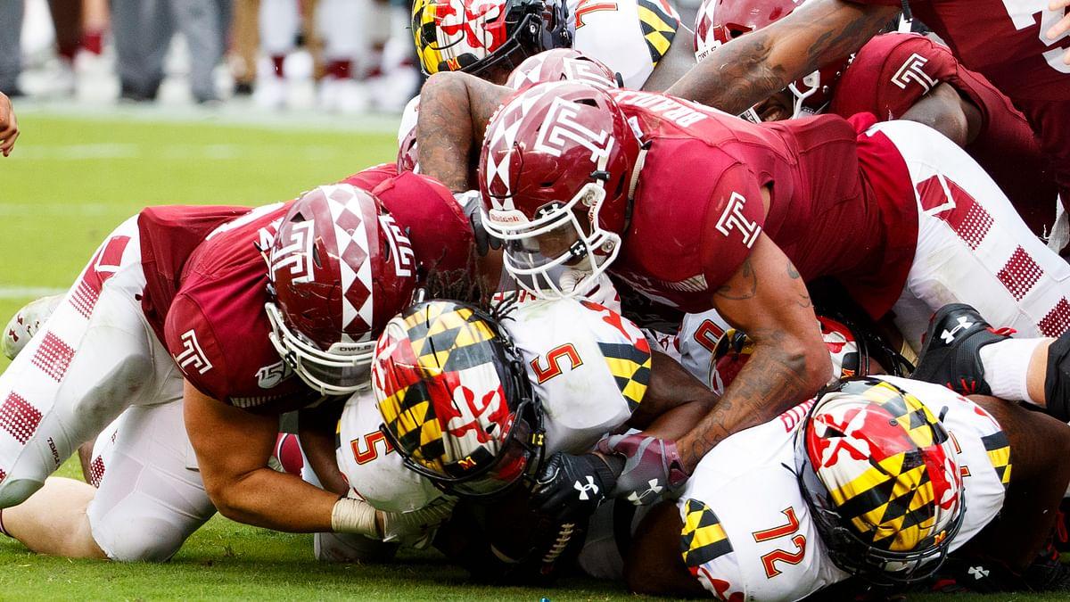 AAC College Football: Geier picks Temple at Buffalo, UCF at Pitt, SMU at TCU