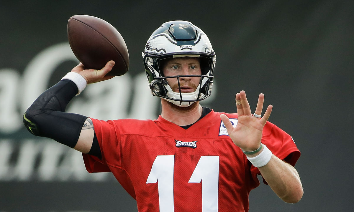 NFL: Free Eagles, Wentz Prop Bets plus can Mahomes repeat as MVP? Can Freddie Kitchens be top coach? Is Kyler Murray a Rookie shoo-in ?