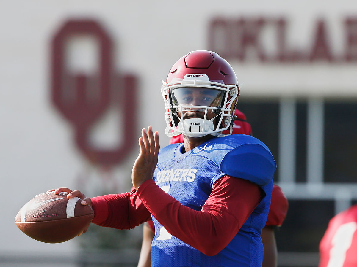 Free Big 12 Pick: Eckel expects a shootout as the Oklahoma Sooners, with Jalen Hurts, host the Houston Cougars and new coach Dana Holgorsen