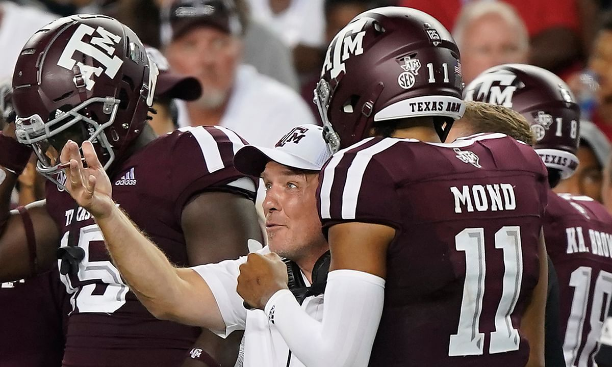 Kern's College Football Picks: Temple at Buffalo, Auburn at A&M, Mich. St. at Northwestern, Appalachian St. at UNC, UCLA at Wash. St., more