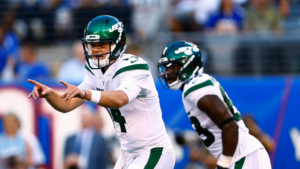 Grounded: NY Jets QB Sam Darnold out 'multiple weeks' with mono