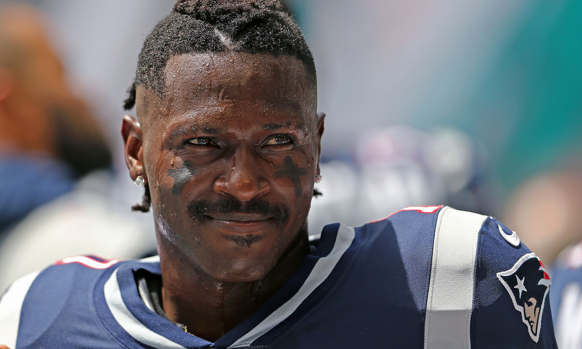 Antonio Brown says he's not quite ready for retirement