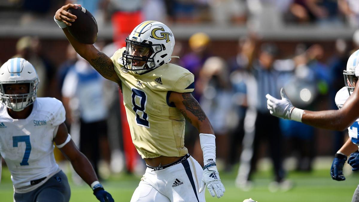 AAC College Football: Geier picks Georgia Tech at Temple, SMU at USF, Houston at North Texas