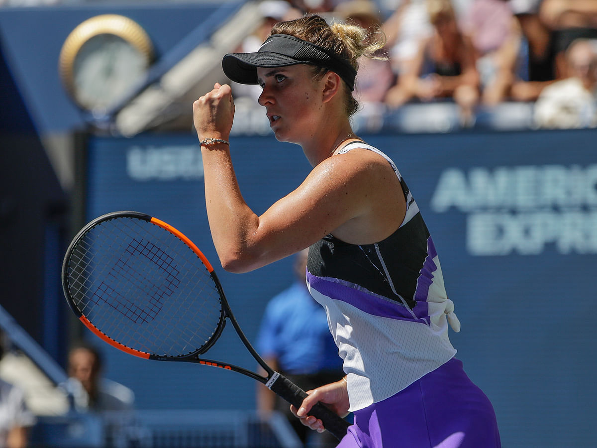 U.S. Open women's semifinal No. 1: Abrams picks Serena Williams vs Elina Svitolina