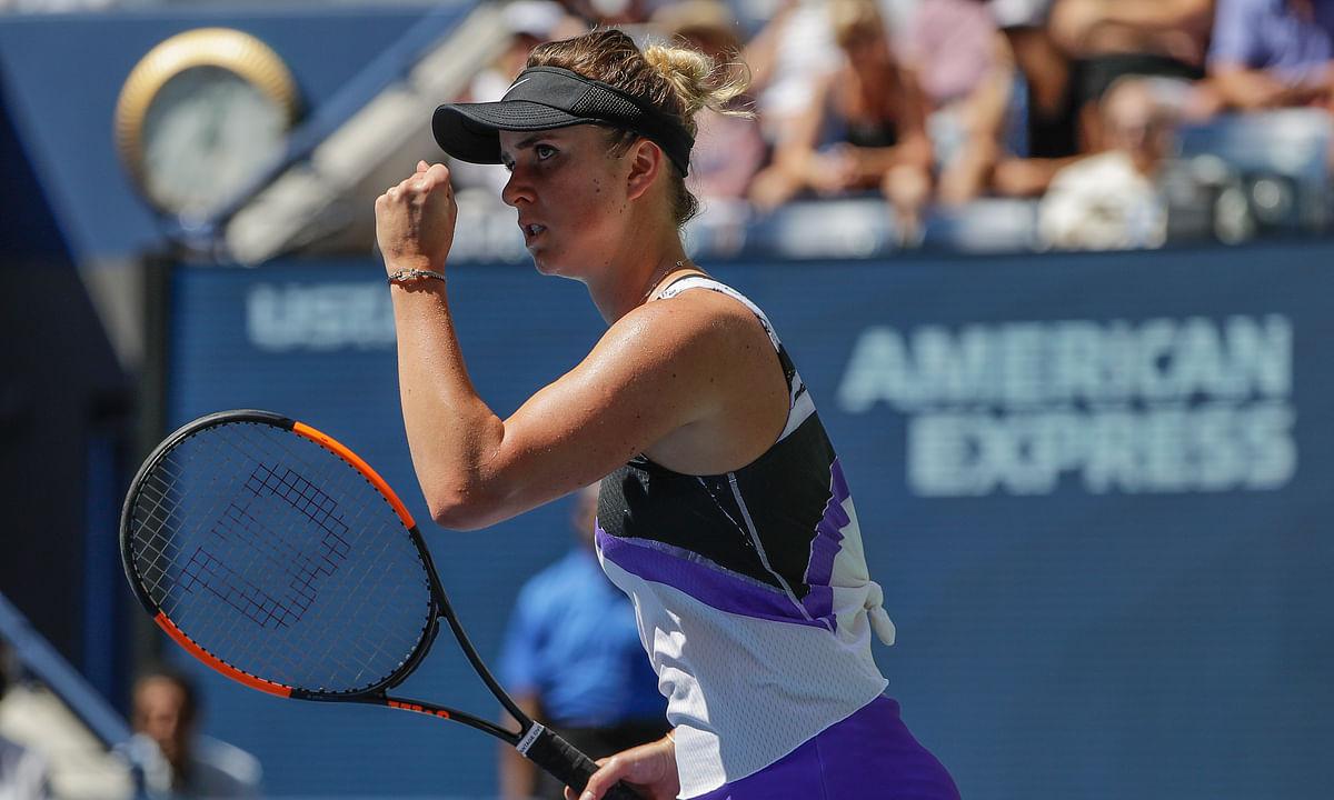U.S. Open women's semifinal No. 1: Abrams picks Serena Williams vs Elina Svitolina