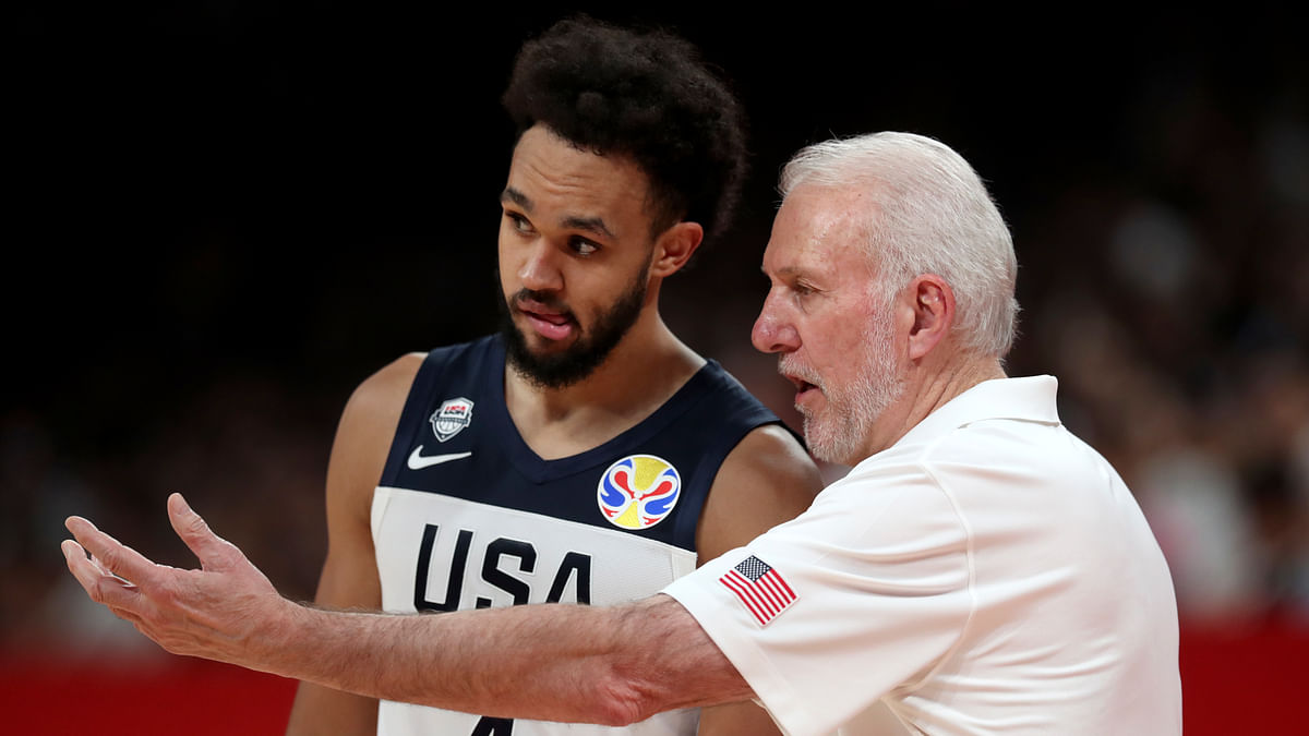 World Cup Upset: US beaten by France 89-79 in quarterfinals, ousted from medal contention