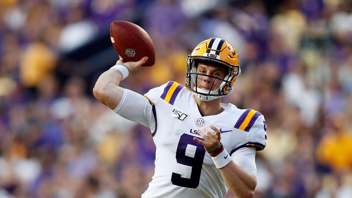 Bet the NFL Draft (Part 3): Eckel breaks down 1st rounders for Alabama vs LSU, Clemson vs Ohio St, Bama vs Big Ten & conference matchups