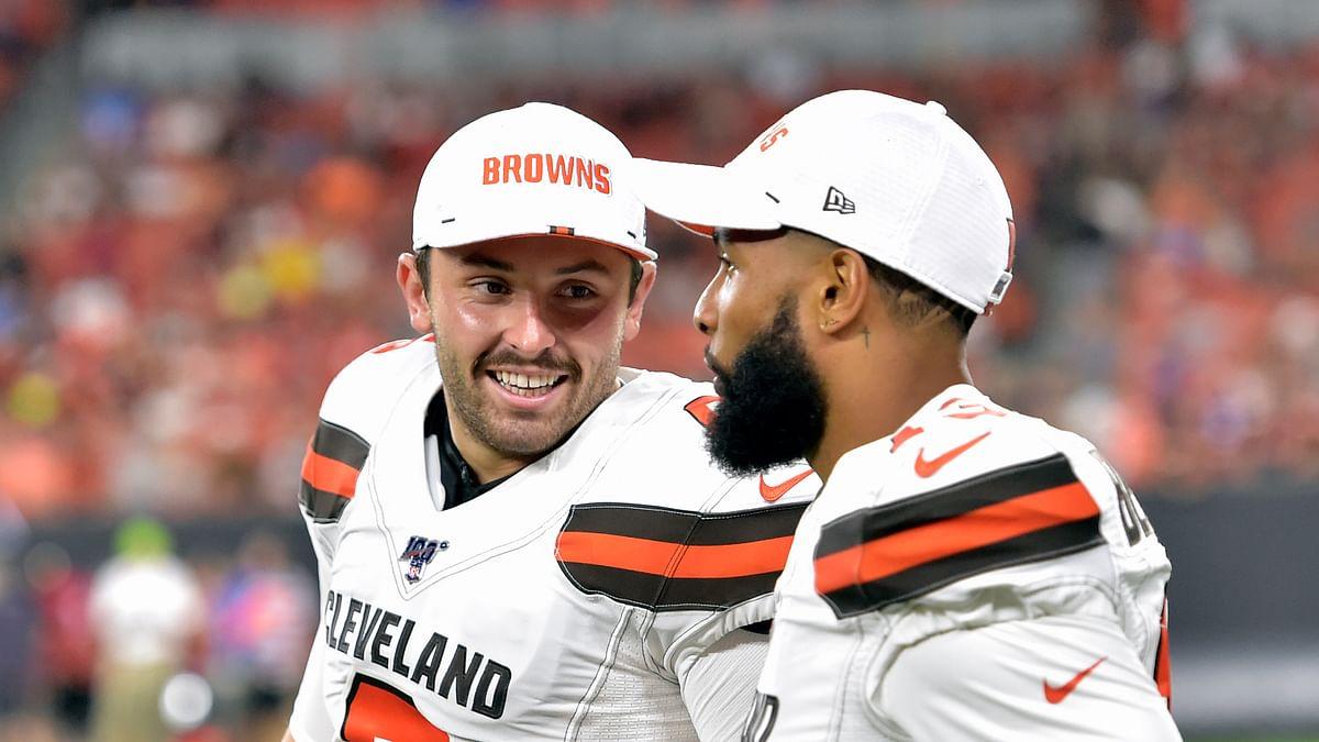 NFL Week 1: The NFL Degenerate picks Titans at Browns, Giants at Cowboys, Lions at Cardinals, Bengals at Seahawks, Broncos at Raiders