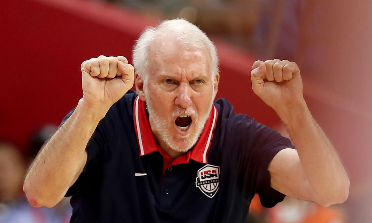 World Cup Basketball: US clinches worst big-tourney finish in history, falls 94-89 to Serbia