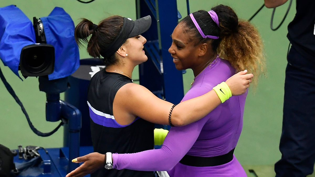 2020 U.S.Open Tennis Women's Preview: The ladies draw won't be as weak as the men's at the CoronavirU.S. Open; Abrams likes Andreescu to win