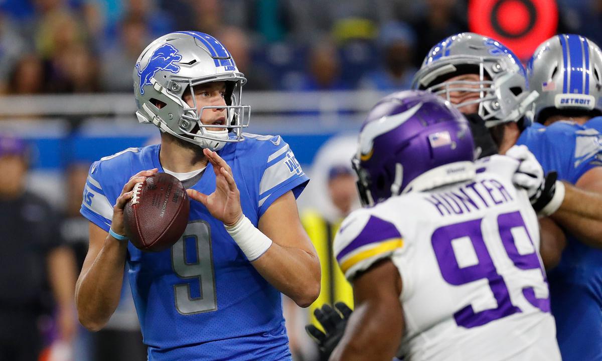 NFL Fantasy Week 8: Kay Adams of 'Good Morning Football' likes John Brown, Corey Davis, Kyle Rudolph, Matt Stafford and the Steelers defense