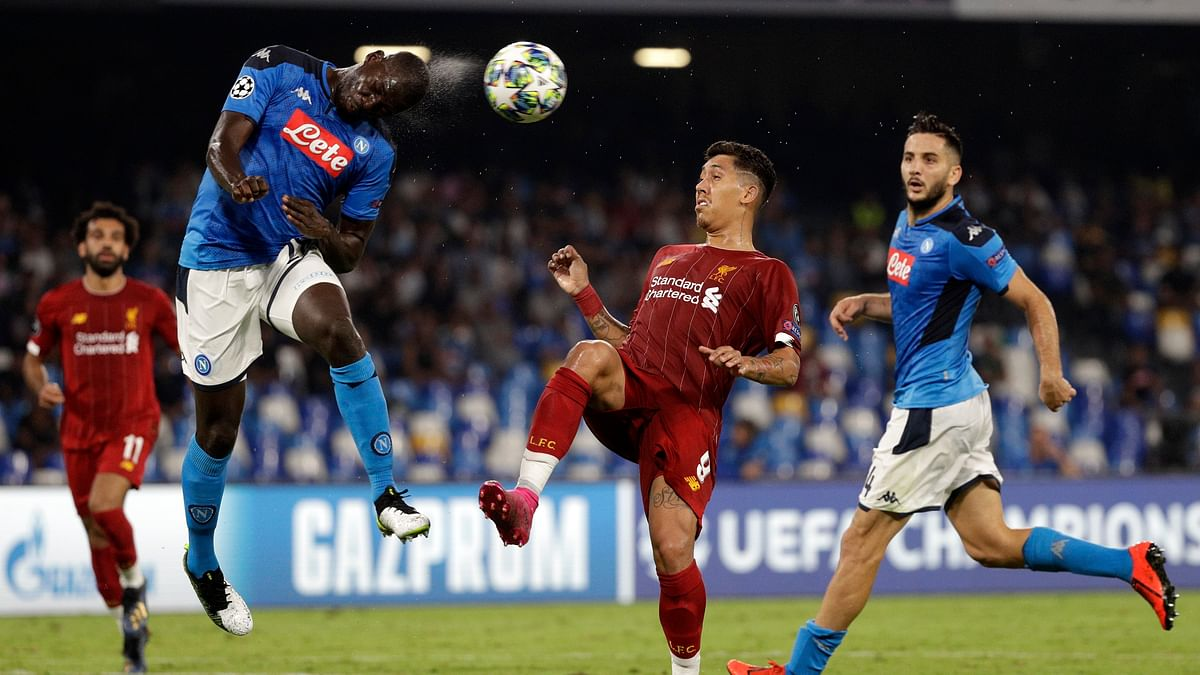 Soccer Wednesday 1 — Miller picks early UEFA Champions League matches: Genk vs Napoli and Slavia Prague vs Borussia Dortmund