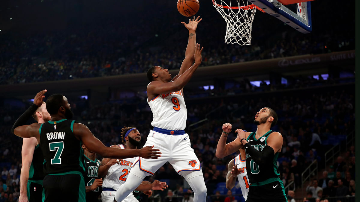 NBA Monday Bets: Fats likes RJ Barrett, Kelly Olynyk, Kentavious Caldwell-Pope, Julius Randle, Knicks v Lakers