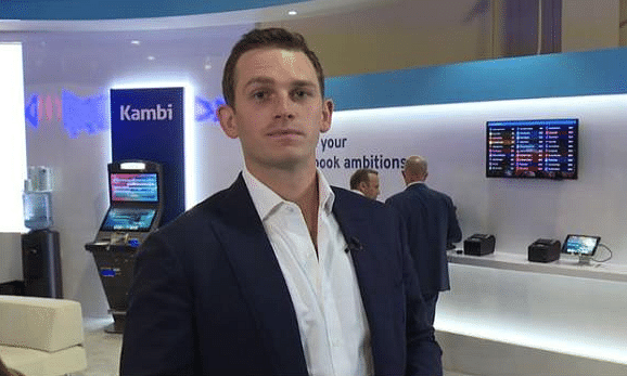 Before G2E, Max Bichsel of Kambi talks to Robert Mims about the state of sports betting and the appeal of the Kambi platform