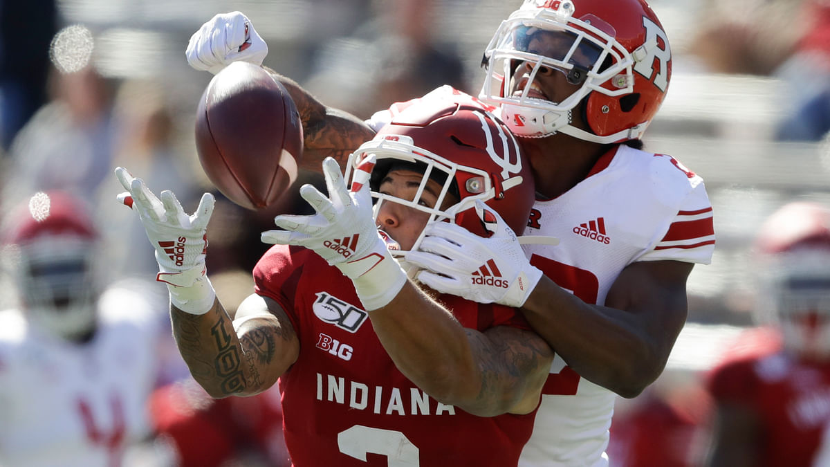 NCAA Football: Greg Frank picks the Big 10 — Minnesota vs Rutgers and Indiana vs Maryland