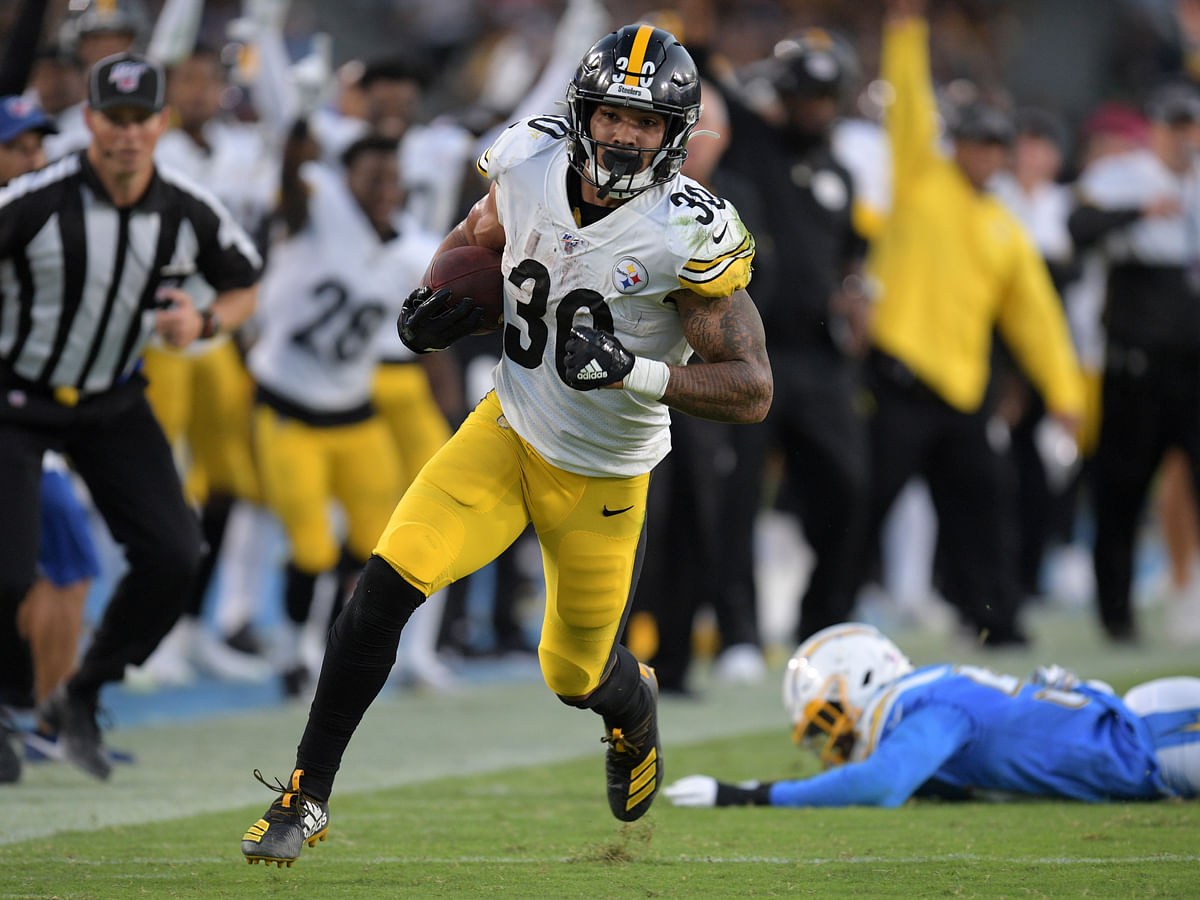 Monday Night Football: Mims picks Steelers vs Dolphins and looks at a James Conner rushing yardage prop bet