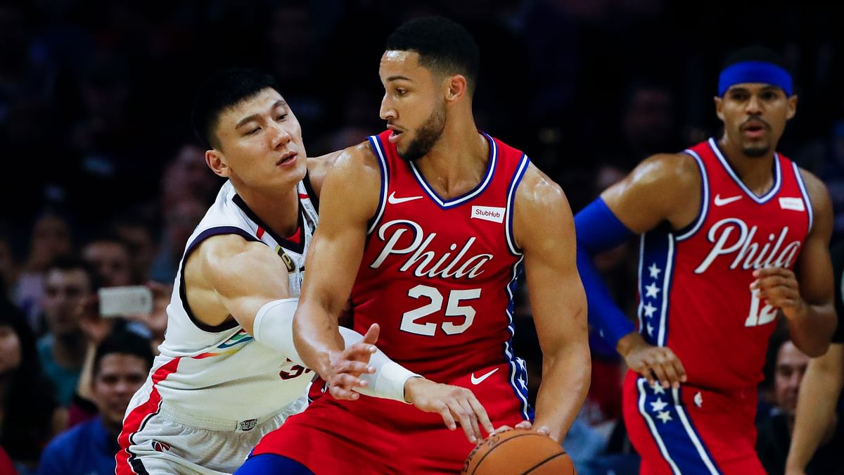 Thursday NBA Prop Picks: Fats likes Ben Simmons, Tobias Harris, the Cavaliers vs Sixers and Magic vs Pelicans